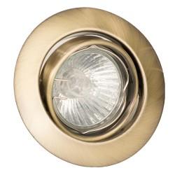 InLight Χωνευτό σποτ από οξυντέ μέταλλο (43277-Οξυντέ)